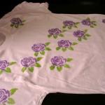 Flower shirt 005