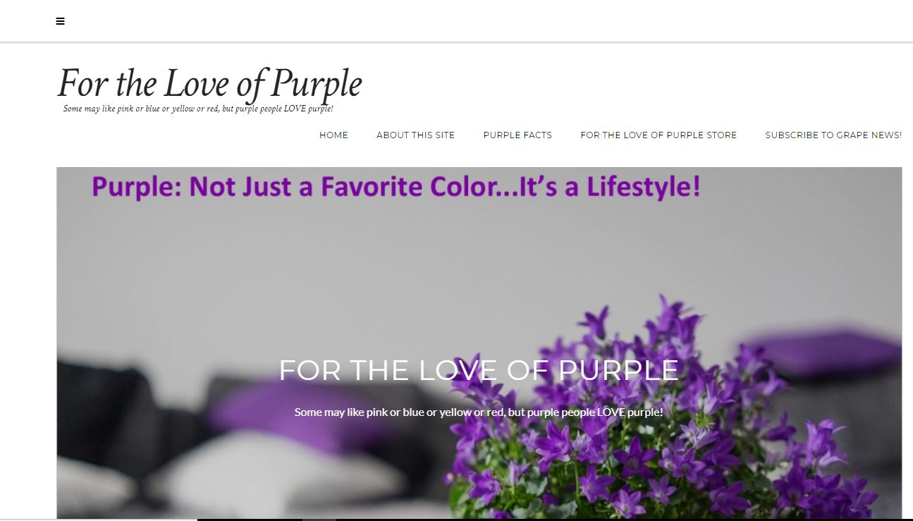 Why Purple Lovers are Different