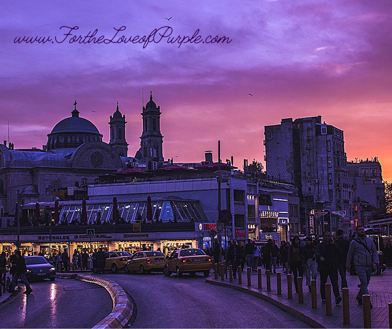 Best of: August Purple